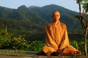 Buddhist Meditation - Indonesia